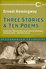 Three Stories and Ten Poems Kindle Edition