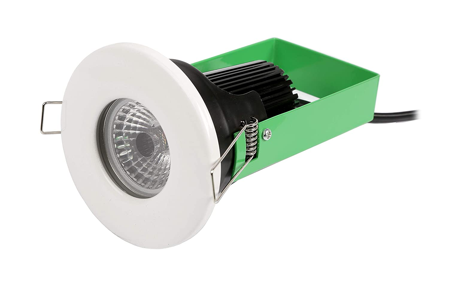 Warm White 3000K NVC end line IP65 Dimmable fire-Rated 10W LED Recessed Downlight Graceland