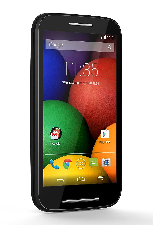 Moto E 4GB SIM-Free Smartphone - Black