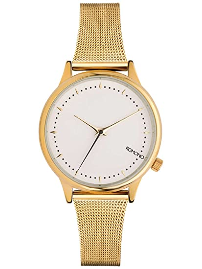 Komono - Estelle Royale - Reloj - Gold-Coloured  Amazon.es  Relojes 1d9256fecadc