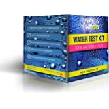 AquaVial Plus Water Test Kit for Total Bacteria and E. Coli, 2 Tests in 1, Money Back Guarantee