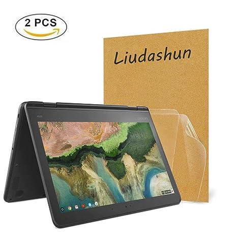 """Liudashun Protector de Pantalla HD Transparent para 11.6"""" Lenovo 300e Chromebook 2-in-"""