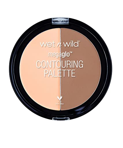 Wet n Wild Color Icon Contouring Palette, 749A Dulce De Leche, 0.46 oz by