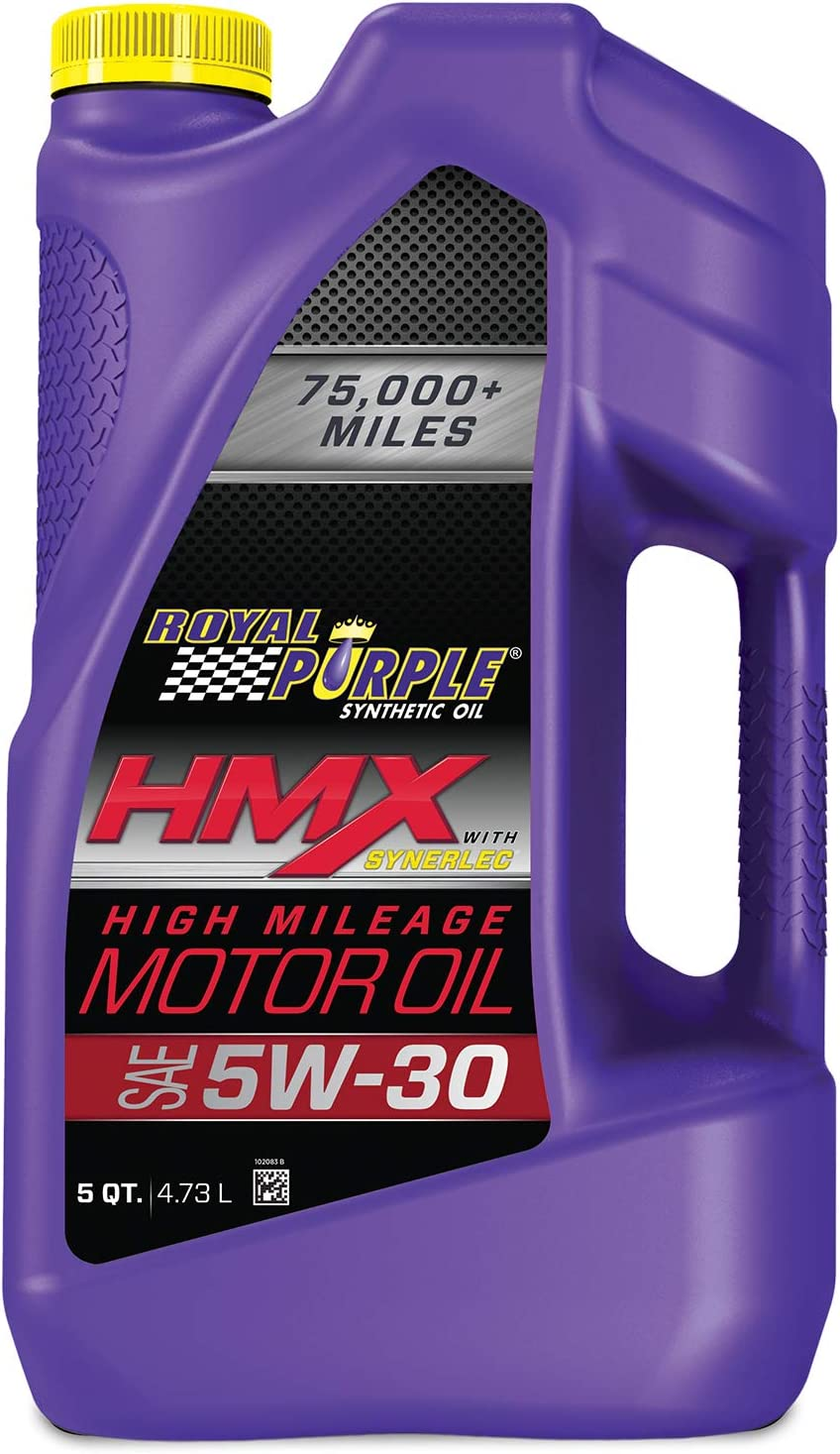 皇家紫11748 HMX高里程合成油