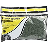 Clump Foliage 57.7 Cubic Inches-Medium Green
