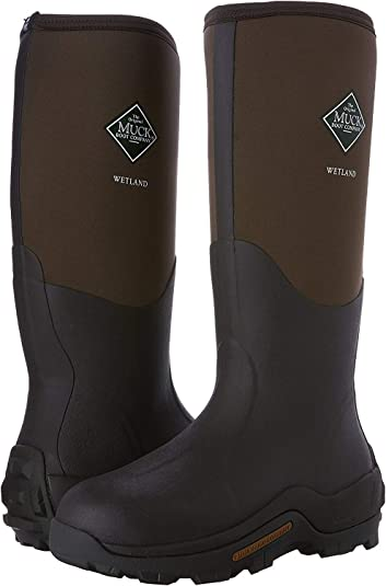 Muck Wetland Premium Rubber Boot