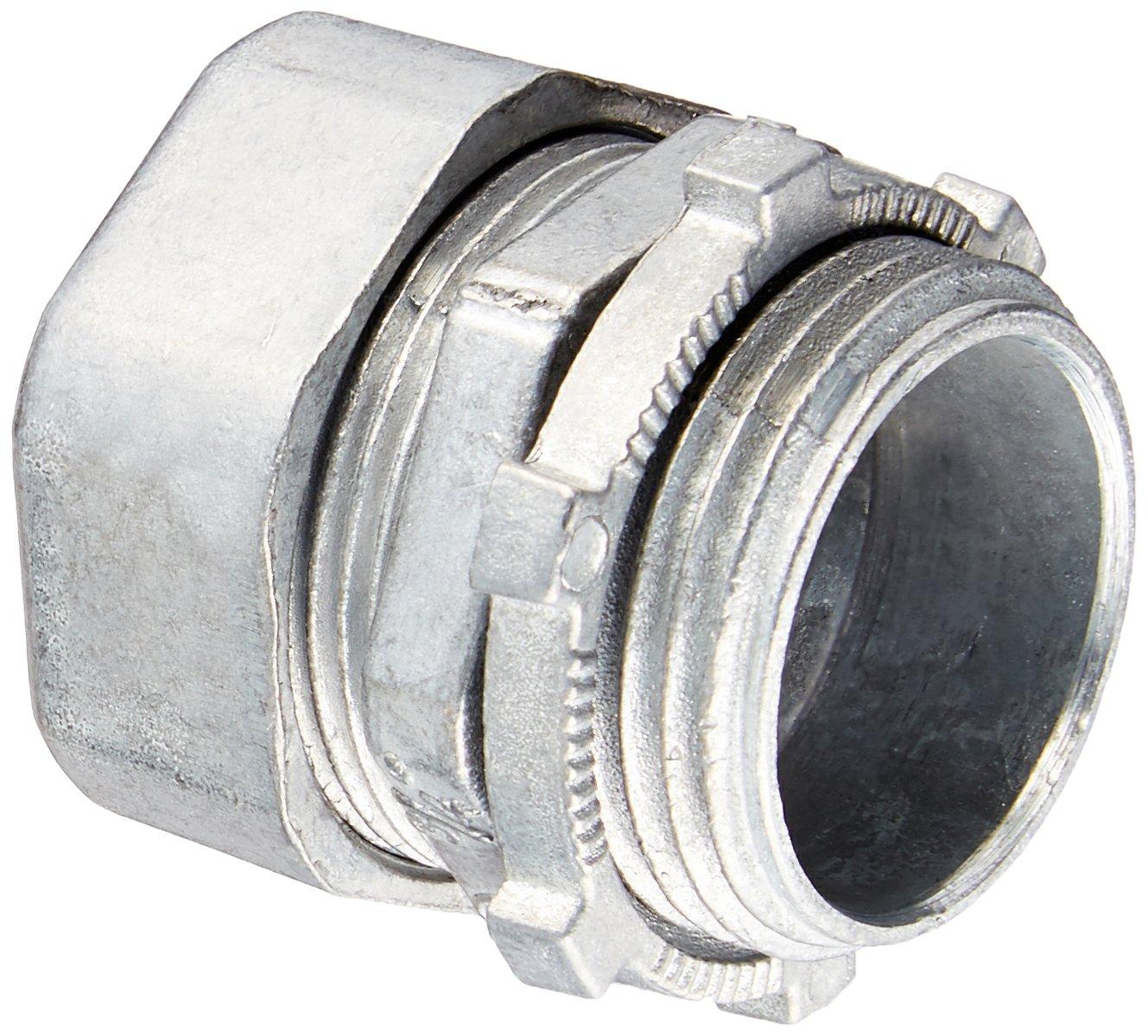 Home Improvement Halex 90212 3//4-Inch EMT Compression Connector Jensen