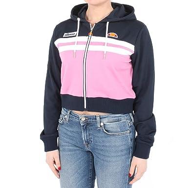 5054acce7 ellesse Women Overwear/Zip Hoodie Bulito: Amazon.co.uk: Clothing