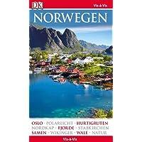 Vis-à-Vis Reiseführer Norwegen: mit Mini-Kochbuch zum Herausnehmen