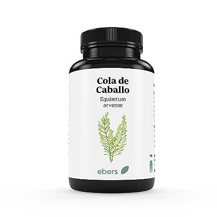 Ebers Cola De Caballo - 120 Tabletas