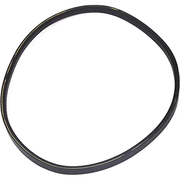 Rubber 1 D/&D PowerDrive K5461 MACDON Industries Replacement Belt