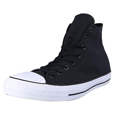 ba4aba50c6e Converse Chuck Taylor All Star Hi Homme Baskets Mode Noir