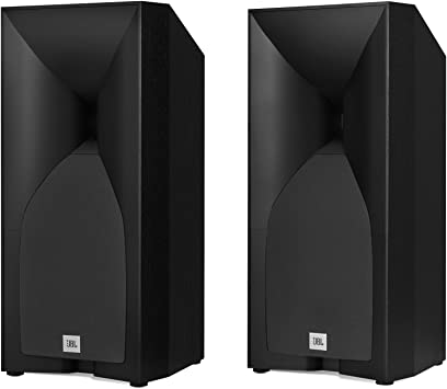 JBL Studio 530 Two-Way 5.25-Inch Bookshelf Speakers