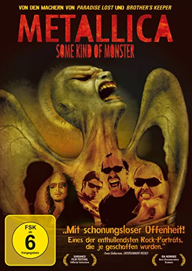 Metallica: Some Kind of Monster (OmU) [2 DVDs]
