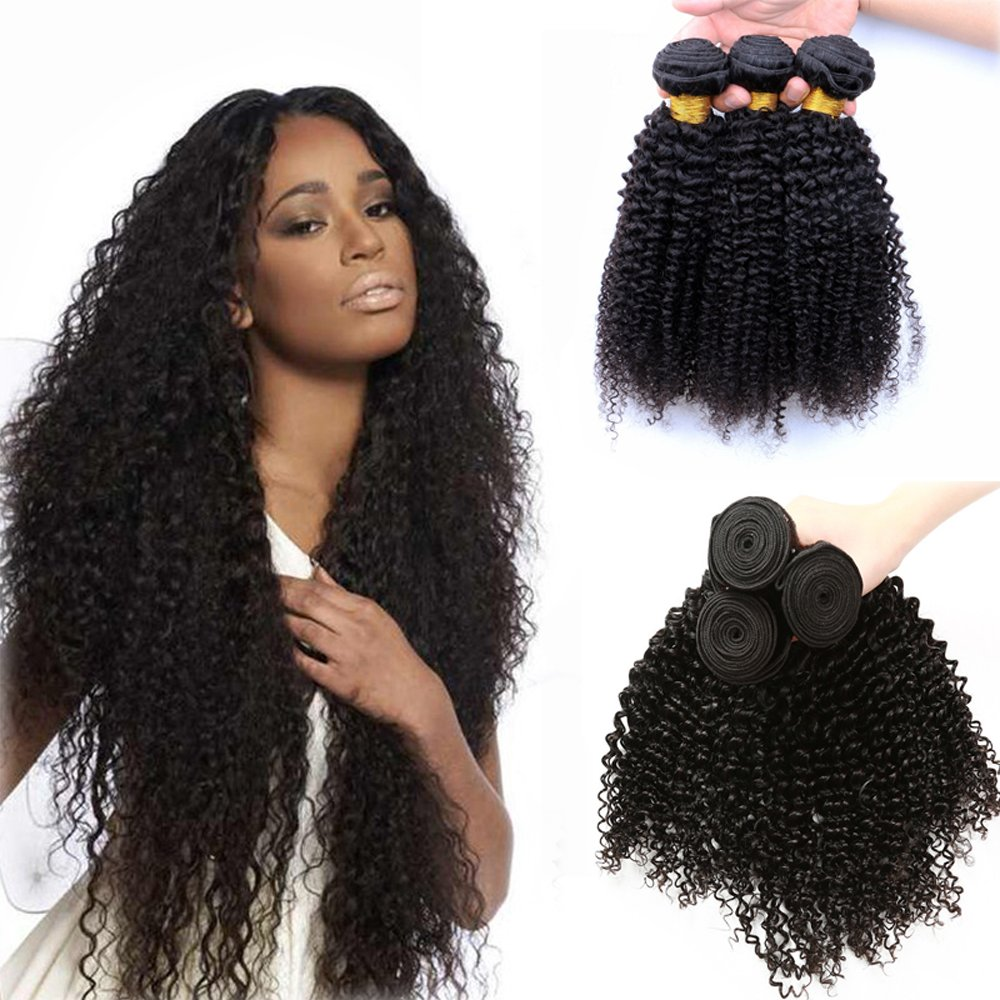 Amazon Helene Hair Brazilian Virgin Hair Human Hair Kinky