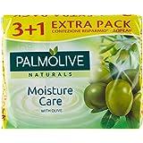 Palmolive naturals - Sapone , Arricchito con Estratto D'Oliva - 360 g  4 Pezzi