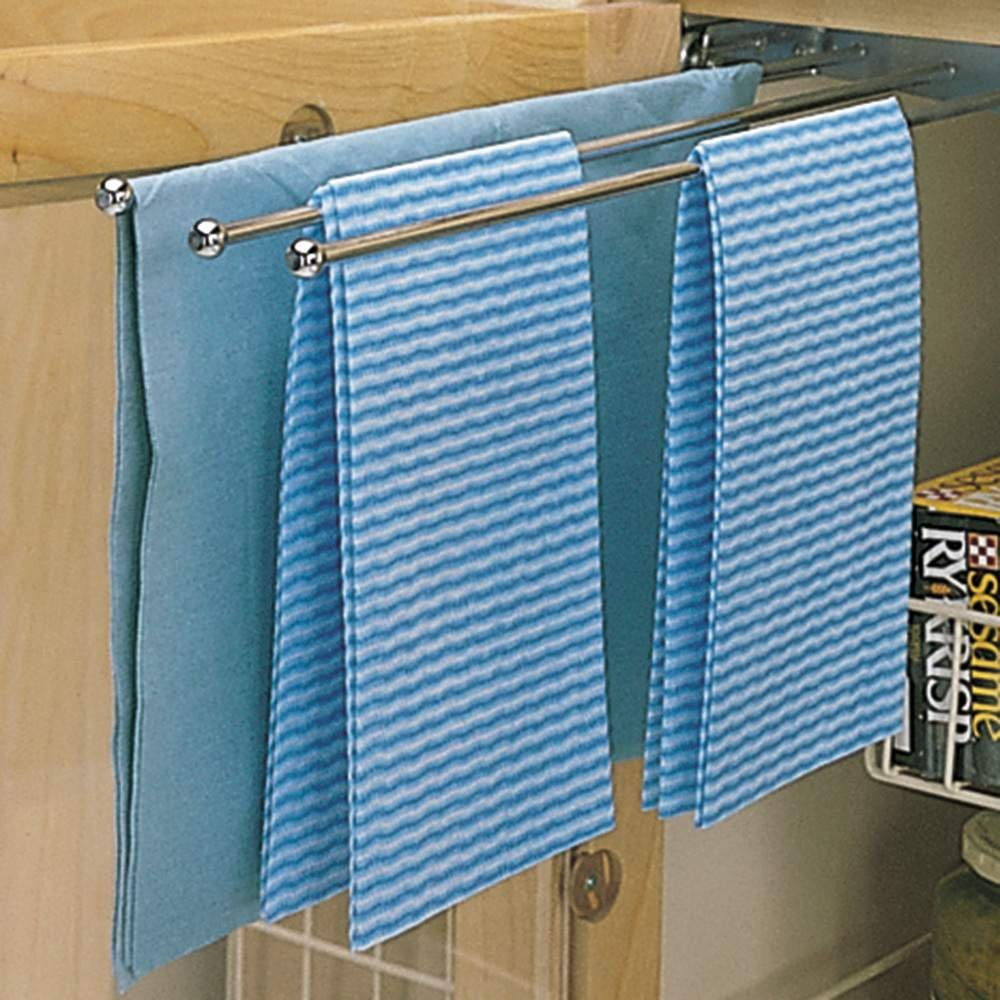 Amazon.com: Towel Rack, 3 Bar Side Mount: Home & Kitchen