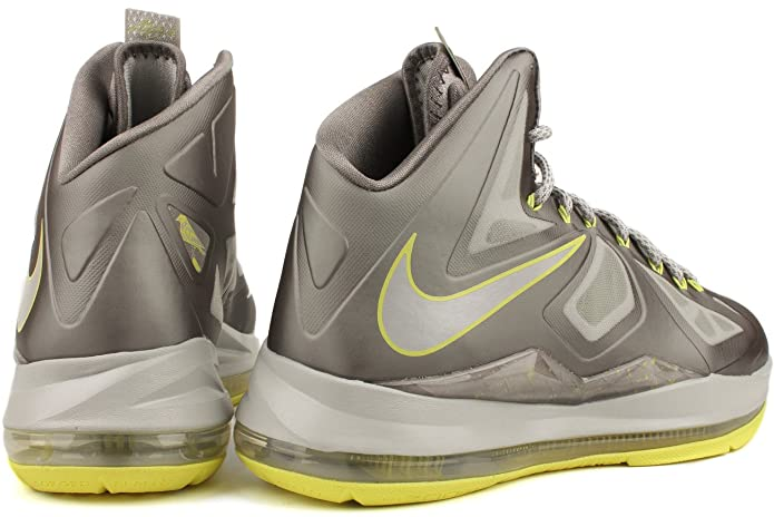 new concept 0db88 acd5c Amazon.com   Nike LeBron X canary