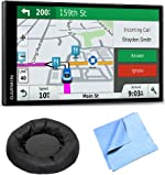 Garmin DriveSmart 61 NA LMT-S Advanced Navigation GPS w/Smart Features Mount