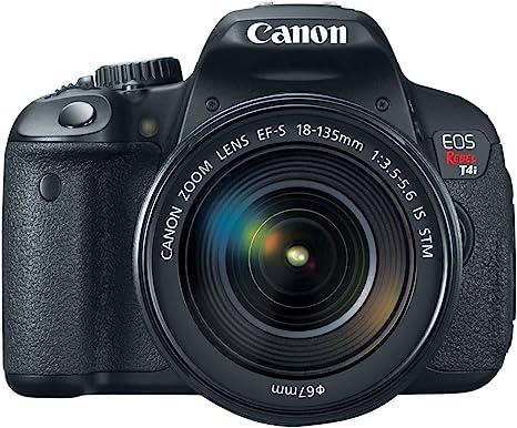 Canon EOS Rebel T4i - Cámara Digital (Auto, Nublado, Luz de día ...