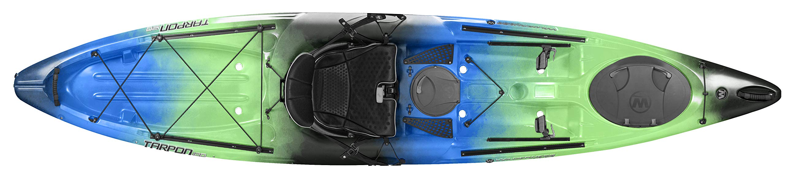Wilderness Systems 9750215142 Tarpon 120 Kayaks, Galaxy, 12' by Wilderness Systems
