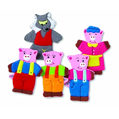 Educational Insights Three Little Pigs (1011): Office Products