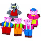 Educational Insights Three Little Pigs (1011)