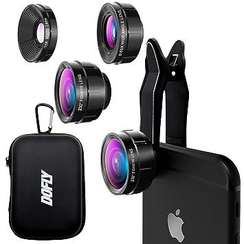 Amazon.com: DOFLY Universal Professional HD Camera Lens Kit for ...