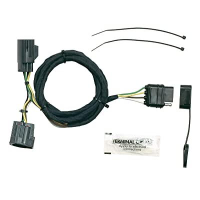 Hopkins 42635 Plug-In Simple Vehicle to Trailer Wiring Kit: Automotive