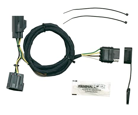 amazon com hopkins 42635 plug in simple vehicle to trailer wiringamazon com hopkins 42635 plug in simple vehicle to trailer wiring kit automotive