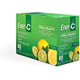 Ener-C - Natural Vitamin C 1000mg Immune Support, Multivitamin Drink Mix Powder Packets with Electrolytes for Hydration…