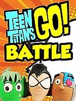 TEEN TITANS GO! Battle- BEAST BOY vs CYBORG vs ROBIN Surprise Eggs Filled With Teen Titans Toys