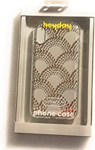 Heyday Phone Case for Apple iPhone X/XS - Gold / CL190459S