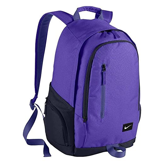 841777d39df0 Amazon.com   Nike All-Access Full Fare Backpack (Hyper  Grape Obsidian White
