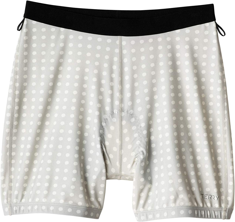 Women/'s Moderate Compression Liner Under-Short Garment Under-Skirt Terry Mixie Liner