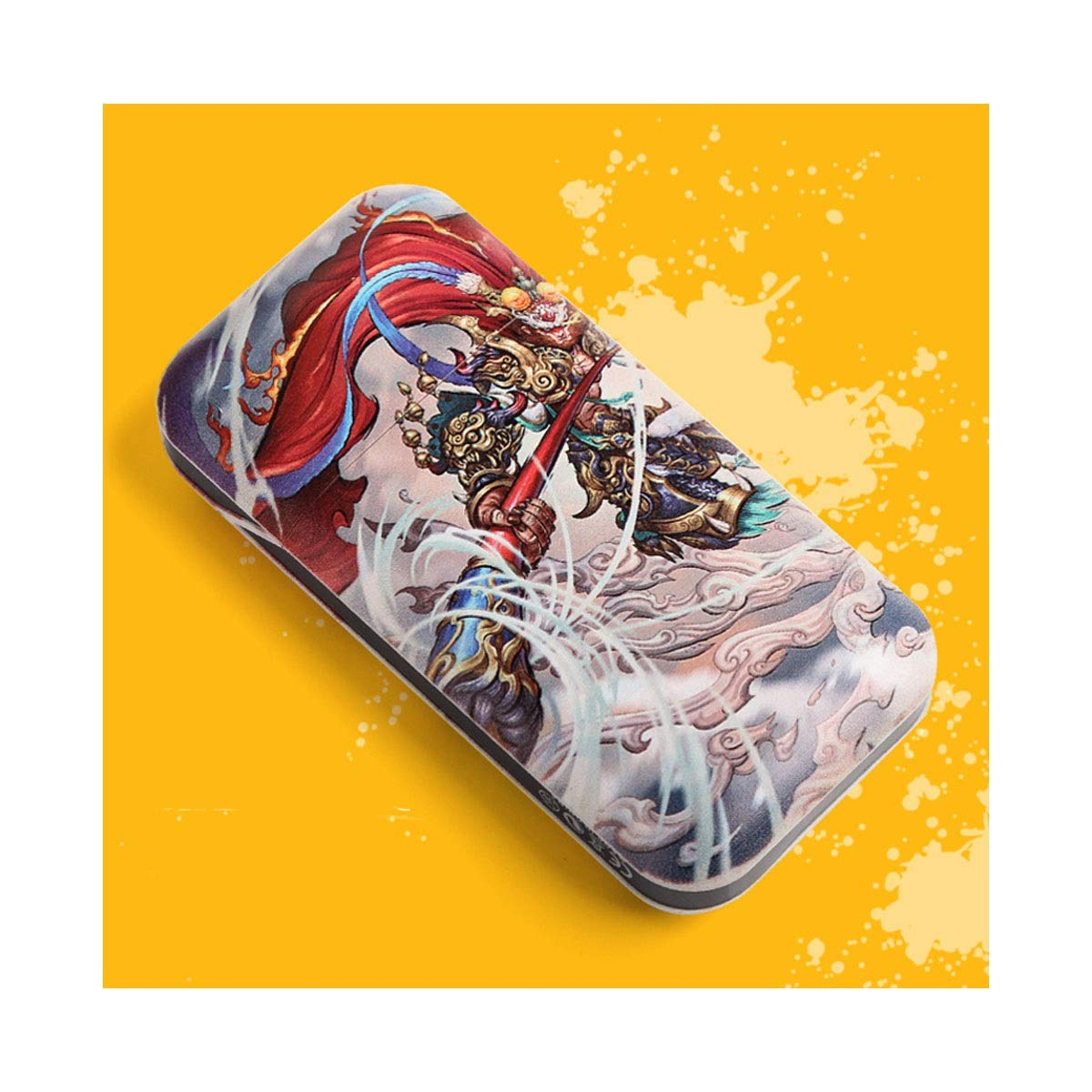 ZHONGYUE Cigarette Case, Automatic Cover, Portable Creative Cigarette Case, Various Styles Unique Design, Sturdy and Lightweight. (Style : B)