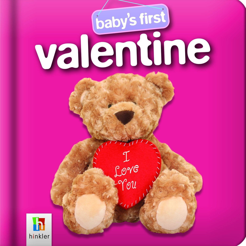 babys first valentine babys first series hinkler books 9781743085394 amazoncom books