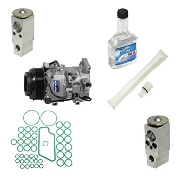 Universal aire acondicionado KT 2035 A/C compresor y Kit de componente
