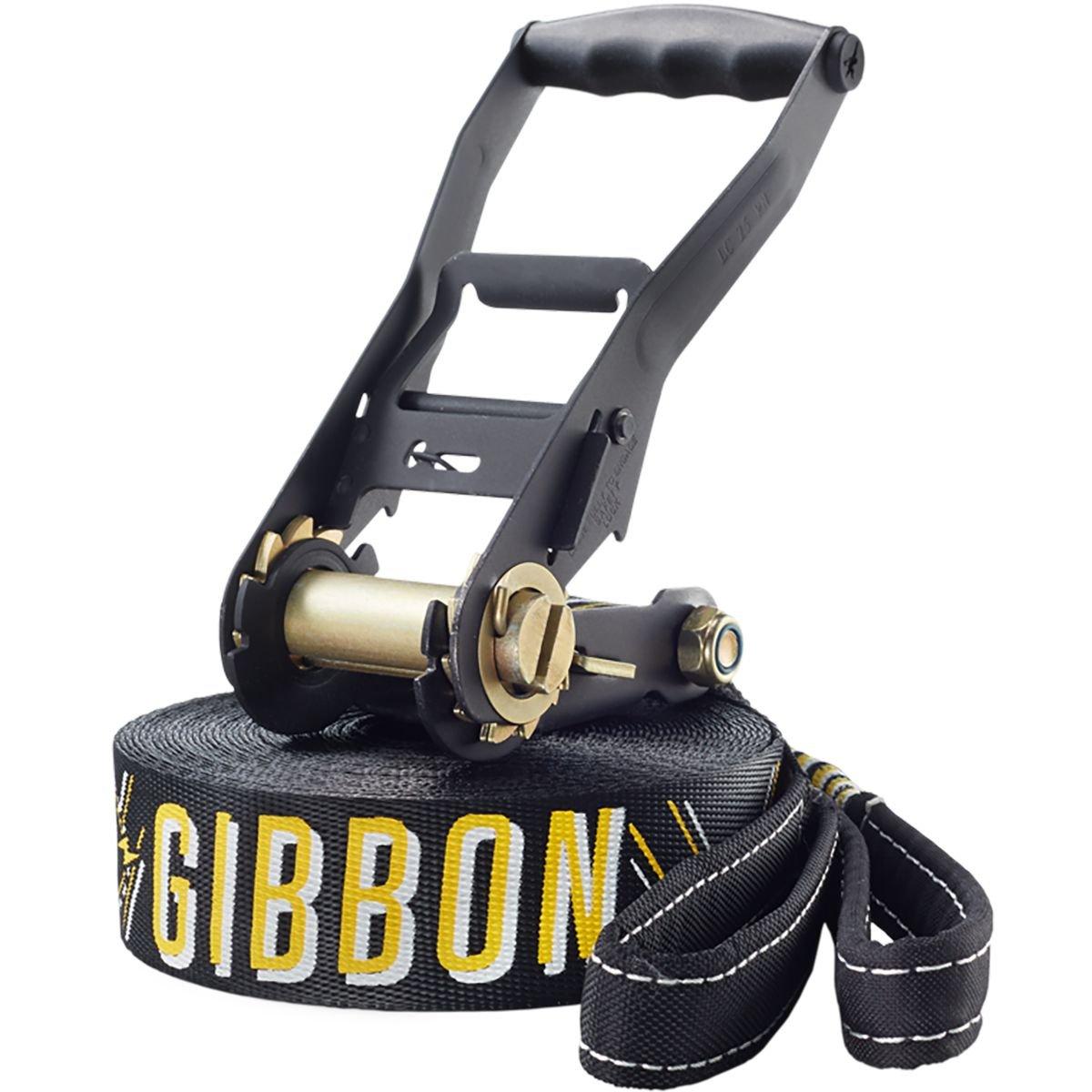 Gibbon Slacklines - Jibline, Black, 49-Feet by Gibbon