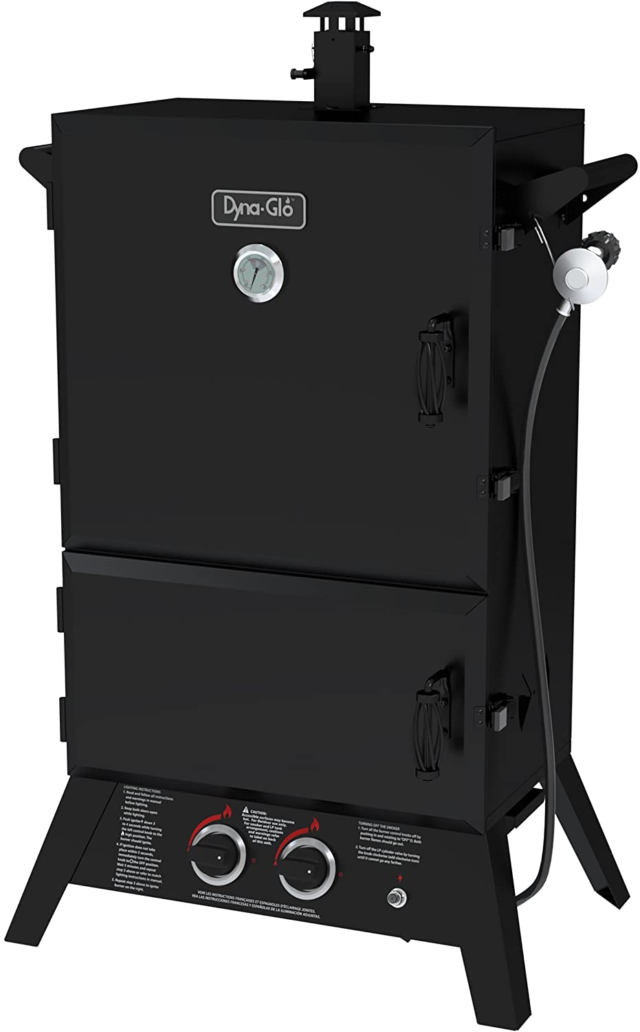 Dyna-Glo Wide Body LPG Smoker