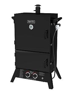 Dyna-Glo DGW1235BDP-D vertical smoker