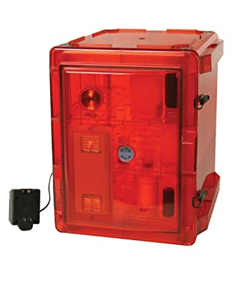 Bel-Art Secador Amber 3.0 Auto-Desiccator Cabinet; 230V, 1.6 cu. ft. (F42073-1228): Science Lab Desiccators: Amazon.com: Office Products