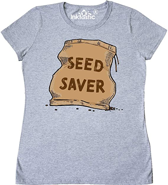 inktastic Heirloom Plant Lady with Roots Baby T-Shirt