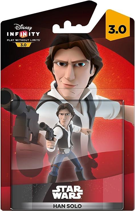 Disney Infinity 3.0 - Figura Star Wars : Han Solo: Amazon.es ...