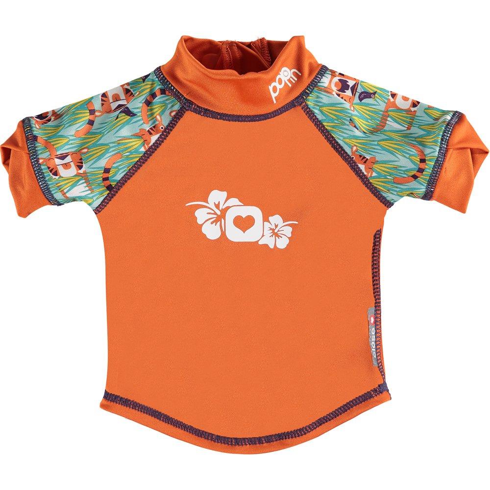 Pop-in Rash Vest, Large, Oswald and Bo Close Parent Ltd 50123679