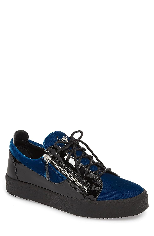 [ジュゼッペザノッティ] メンズ スニーカー Giuseppe Zanotti Camo Sneaker (Men) [並行輸入品] B07CGKDZ76