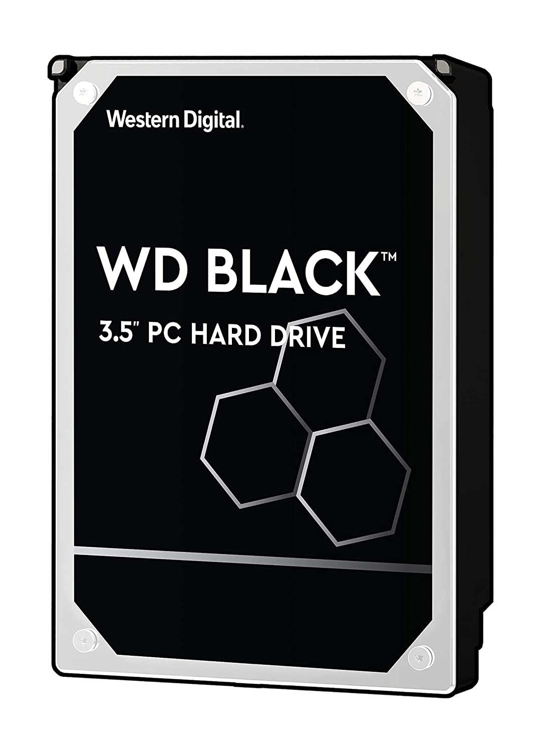 WD Black 2TB Performance Desktop Hard Disk Drive - 7200 RPM SATA 6 Gb/s 64MB Cache 3.5 Inch- WD2003FZEX