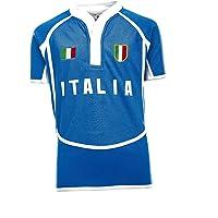Rugby Nations Camisas de rugby para niños