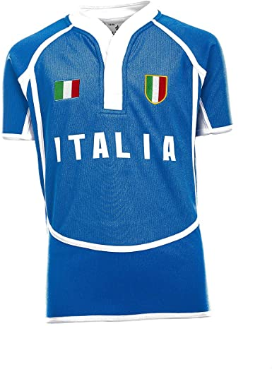 Rugby Nations Camisas de rugby para niños: Amazon.es: Ropa y ...
