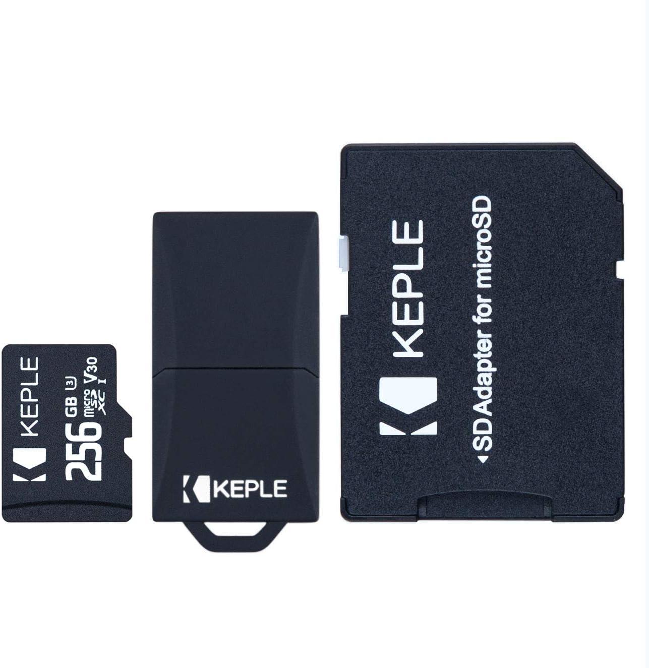256GB microSD Tarjeta de Memoria | Compatible con Xiaomi Redmi Y3, 7A,7, 8A, 6A,6, 6 Pro, S2, Y2; Note 8 Pro, 8, 7 Pro, 7, 7S; Mi 9 Lite, A3, CC9, CC9e, Play, 8 Lite, A2 Lite, MAX 3; F1 | 256GB